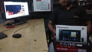 Pioneer Car AVH-Z2050BT Apple CarPlay Unboxing [Hindi]