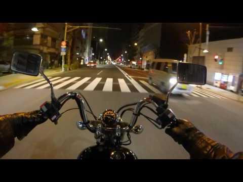 Tokyo Ghost-Town Midnight Motorcycle Tour: Itabashi to Asakusa