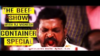 Container Special | The Beep Show | Season 1- BS#13 | RJ Vignesh | Smile Settai