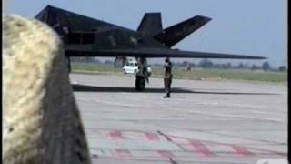 F117 A Nighthawk Display ILA 2000 Airshow