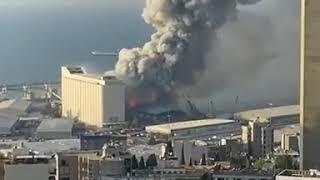 Lebanon explosion | Very sad incident