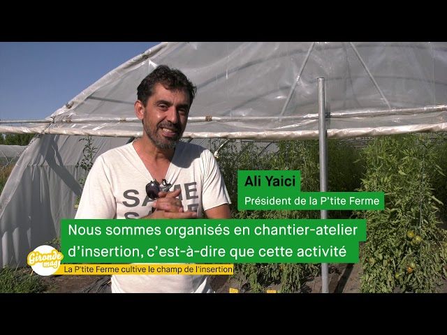 Gironde Mag' - La p'tite ferme