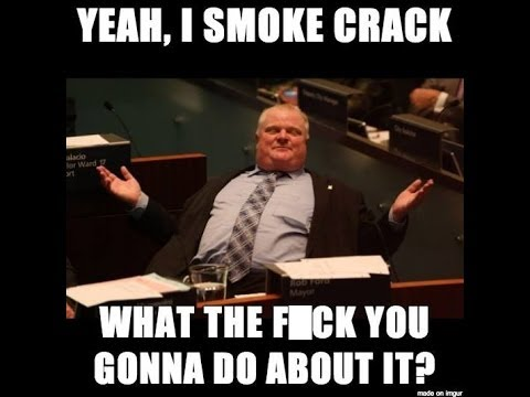 "Rob Ford's ""best"" moments"