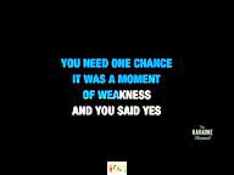 watch Download this karaoke song (MP3, MP4, WMV or MP3+G formats available) http://tinyurl.com