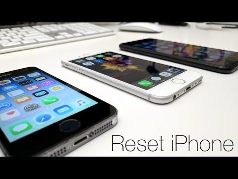 How To Reset Your iPhone To Sell It