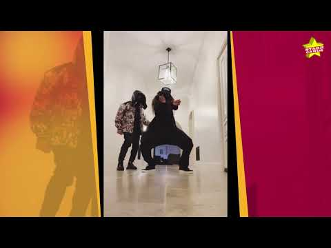 """Russell Wilson and wife Ciara throwdown to Drake's """"Toosie Slide"""" from YouTube · Duration:  2 minutes 14 seconds"""