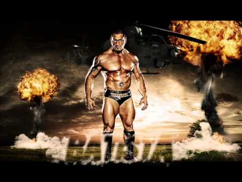 Batista theme song i walk alone lyrics