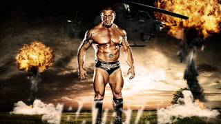 Wwe Batista Theme Song I Walk alone (Full)