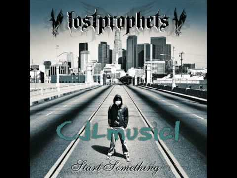 lostprophets - last train home (lyrics)