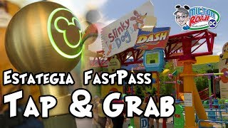 "La Mejor Estrategia FastPass Prte 3 ""Tap & Grab"" - Milton Raul DC"