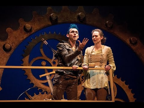 Citadel Theatre: 2017/18 Season: The Silver Arrow: Trailer