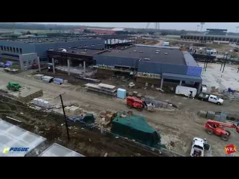 WRA Architects / Lanny Frasier Middle School Construction Update