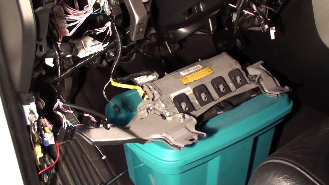 Toyota Alarm Wiring