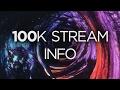 100k Stream Info