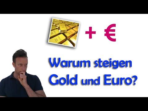 Warum 🤔 Steigen Gold Und Der Euro? 🚀