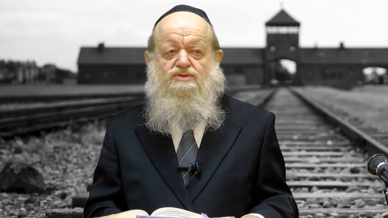 השואה! הרב בן פורת גבורה יהודית בשואה בעיני משורר חילוני מרגש! בתיאור קישור להורדת הרצאות על השואה
