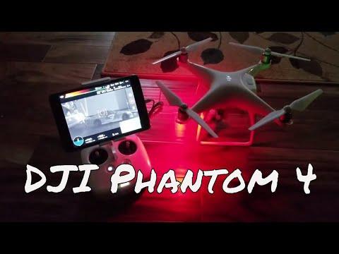 DJI Phantom 4 Startup sounds