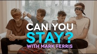 The Vamps Play Can You Stay with Mark Ferris