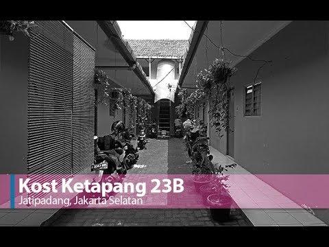 Kost Ketapang 23B | Jatipadang, Jakarta Selatan - YouTube