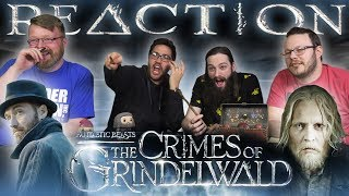 Fantastic Beasts: The Crimes of Grindelwald - Official Teaser Trailer REACTION!!