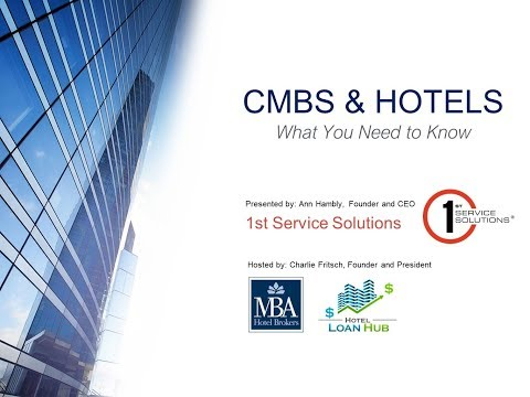 What You Need to Know About CMBS For Hotels