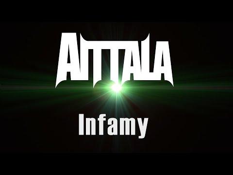 AITTALA 'Infamy' Lyric Video