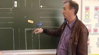 """Перекрестки Неравнозначных Дорог - Автошкола """"Профлидер"""""""