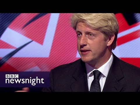 Student loans and debt: Kirsty Wark quizzes Jo Johnson - BBC Newsnight