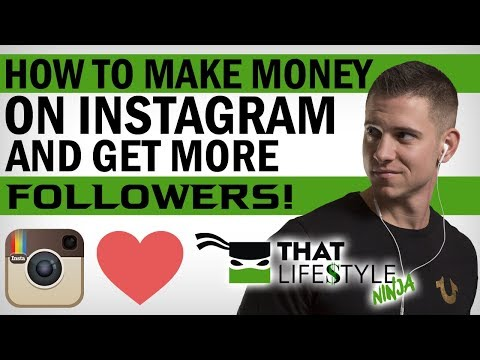 HOW TO MAKE MONEY ON INSTAGRAM | HOW TO GET FOLLOWERS ON INSTAGRAM + 3 HACKS THAT ACTUALLY WORK!