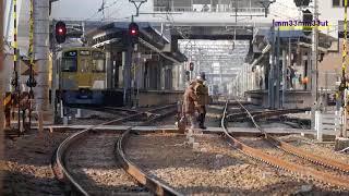 西武池袋線東長崎駅付近201901