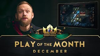 gwent the witcher card game play of the month december 2018