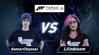 פרק 2: Lilinbloom vs GamerChannel - Forza