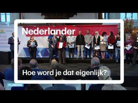 Hoe word je eigenlijk Nederlander? - RTL NIEUWS