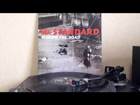 HI-STANDARD - GLORY (LP)