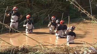 ارتفاع حصيلة ضحايا فيضانات مايوركا الإسبانية إلى 12 قتيلا…
