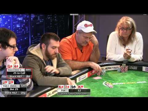 S2G4P1 RCP Rubber City Poker Game 4 Live Cash
