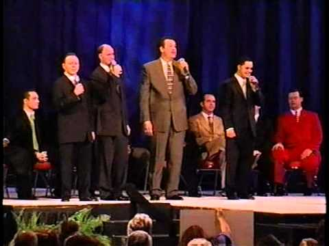 Greater Vision Quartets.  God's Grace Reaches Farther,, feat   Gene McDonald .2003