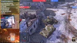 Live World of Tanks blitz big Grubs thumbnail