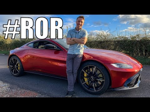Jon's 2018 Aston Martin Vantage: REAL OWNERS REVIEW!!