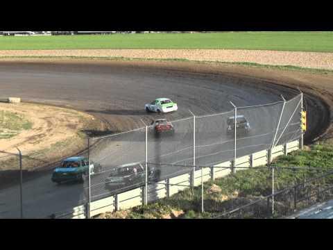 Waynesfield Raceway Park 4.18.10 Compact Feature