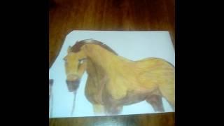 Мои любимые рисунки Спирита и Грозы. Кто любит Спирита - 👍