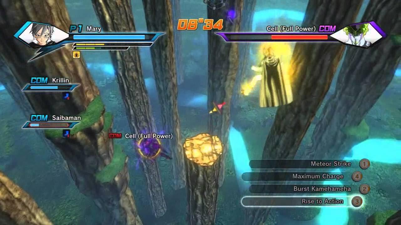 Dragon Ball: Xenoverse - (PQ) - Misión Paralela 43 - YouTube