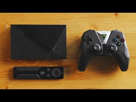 Обзор Nvidia Shield (2017)