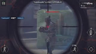 Modern Combat 5: Blackout Multiplayer Gameplay FFA with Grinder & Vice