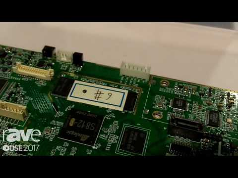 DSE 2017: Geniatech Exhibits Dragon Board 3 Motherboard