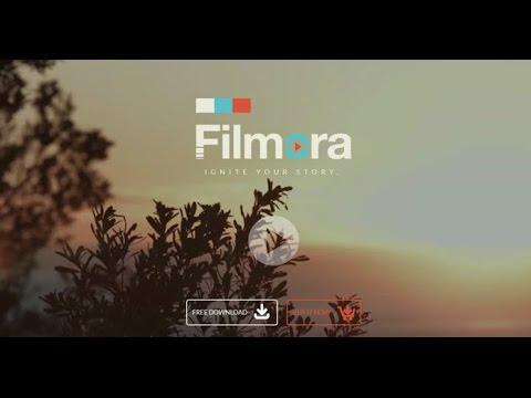 Wondershare Filmora Video Editing And Basic Tutorial