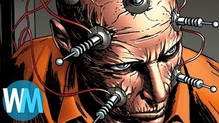 Supervillain Origins: The Thinker