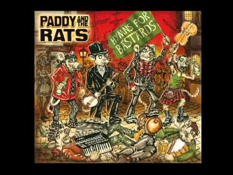 Paddy and the Rats - Working All The Week (official audio)