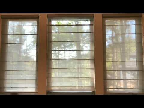 Privacy and Natural Light the Way You Want It
