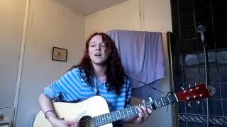 One Hundred Sleepless Nights - PTV - Acoustic/Vocal Female Cover - Rebbekah Lawes